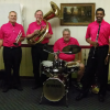September 11th Lower London Street Dixieland Band